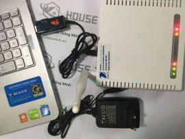 Cáp USB chuyển đổi điện áp 5v sang 9v và 12v