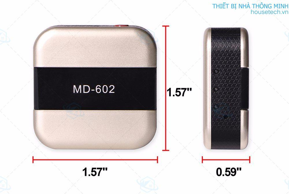 Thiết bị định vị GPS MD-602 tìm xe