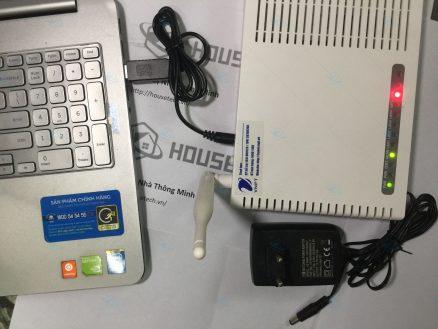 Cáp USB chuyển đổi điện áp 5v sang 9v
