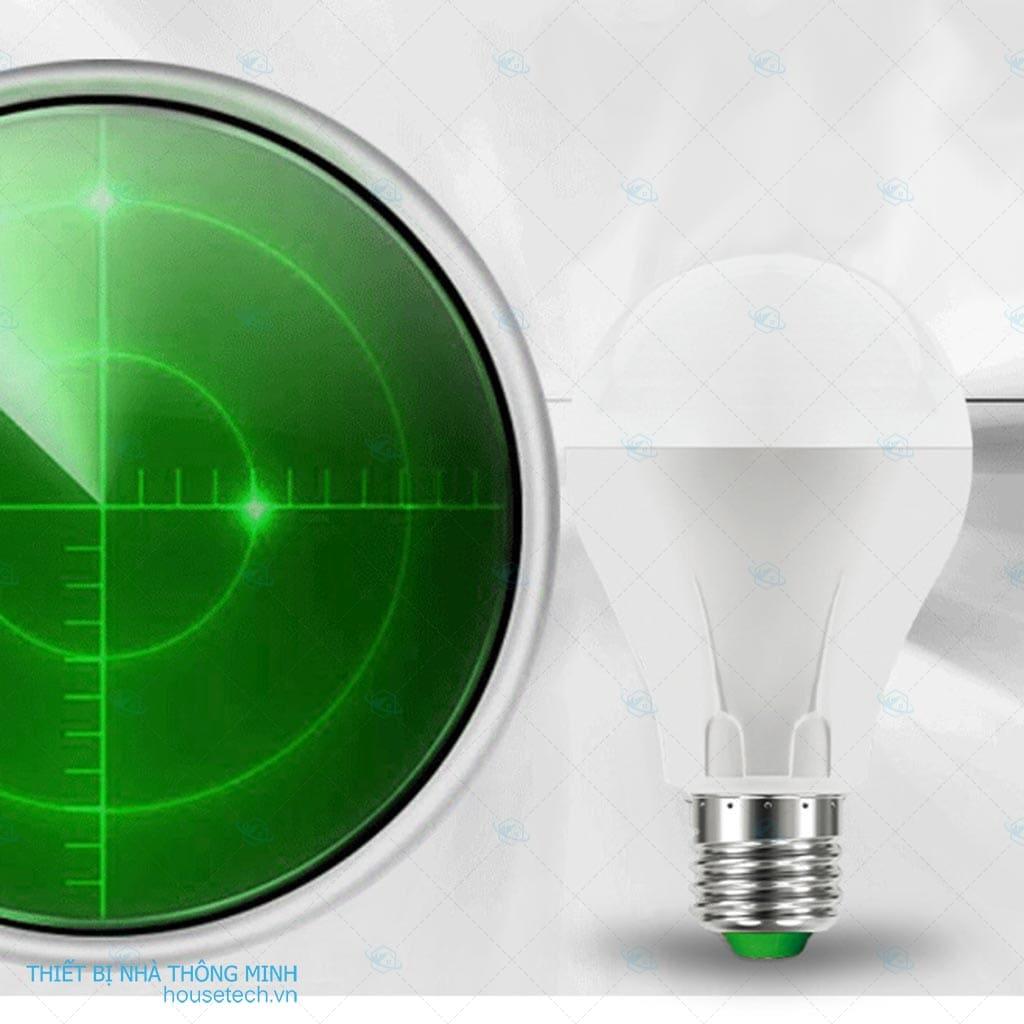 Bóng đèn cảm ứng chuyển động AllMay