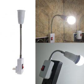 đui đèn gắn tường phích cắm