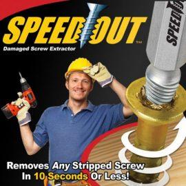 Bộ tháo ốc vít tòe đầu SpeedOut