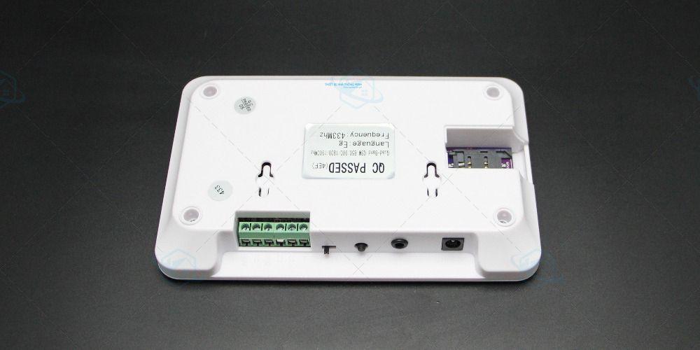 Báo động trung tâm App GSM giá rẻ