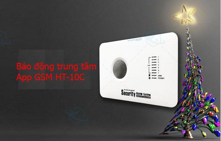 Báo động trung tâm App GSM