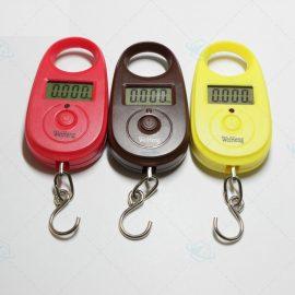 Cân móc điện tử 25kg/5g mini o Hà Nội