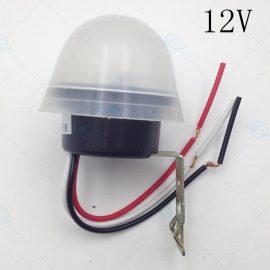 Công tắc cảm biến ánh sáng 12v chống nước