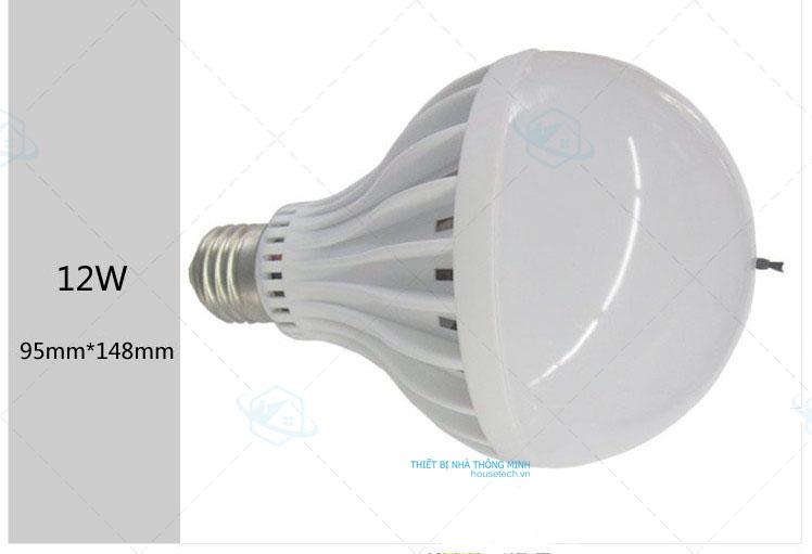 đèn led 12w làm sạch không khí