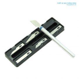 Bộ dao khắc bút chì gỗ nghệ thuật 7 chi tiết HT280