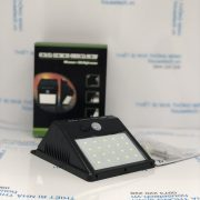 Đèn cảm biến hồng ngoại năng lượng mặt trời giá rẻ 20 led