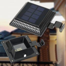 đèn trang trí hàng rào năng lượng mặt trời HT1689