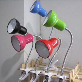 Đui đèn kẹp bàn học sinh tiết kiệm diện tích TD