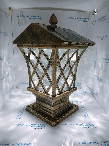 đèn trụ cổng giá rẻ tại hà nội