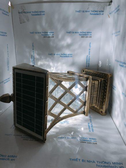 đèn trụ cổng năng lượng mặt trời cao cấp