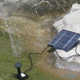 Máy bơm năng lượng mặt trời