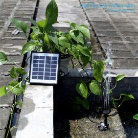 Máy bơm nước tiểu cảnh năng lượng mặt trời