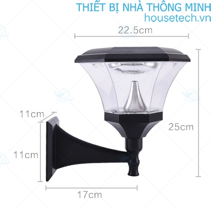 Đèn led gắn tường Hà Nội