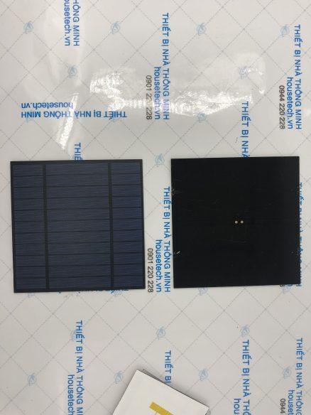 Tấm pin năng lượng mặt trời 5v-3.7w