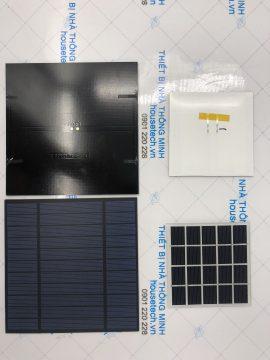 Tấm pin năng lượng mặt trời vuông 5v