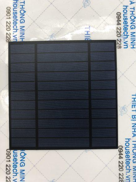 Tấm pin năng lượng mini 5v-3.7w