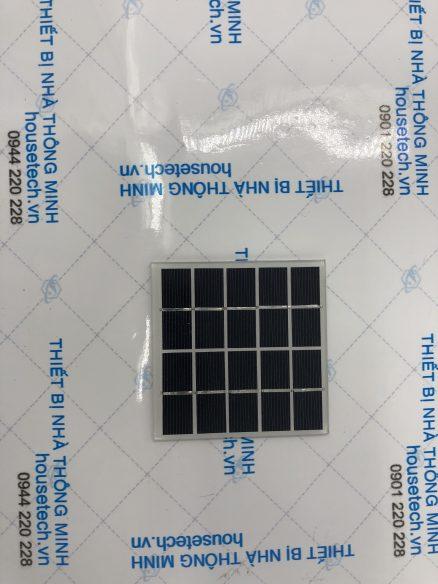 Tấm pin năng lượng vuông 5v-1.5w