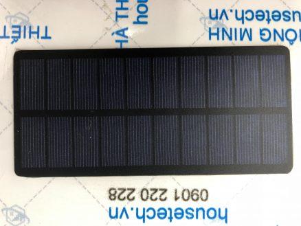 Tấm pin thu năng lượng mặt trời