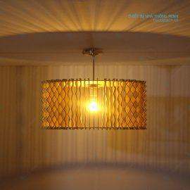 đèn gỗ trang trí ht595