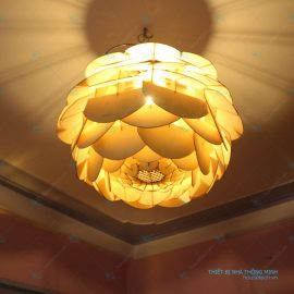 đèn thả trần đẹp ht600