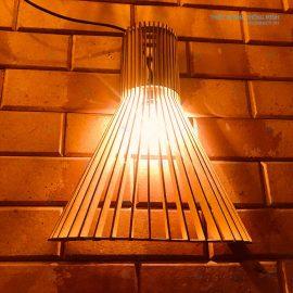 đèn treo tường quán cafe tại Hà Nội