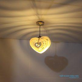 đèn trang trí phòng ngủ ht620