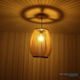 đèn gỗ trang trí ht654