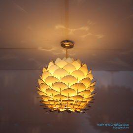 đèn gỗ trang trí giá rẻ Ht705