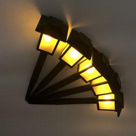 Đèn lối đi năng lượng mặt trời HT01-024